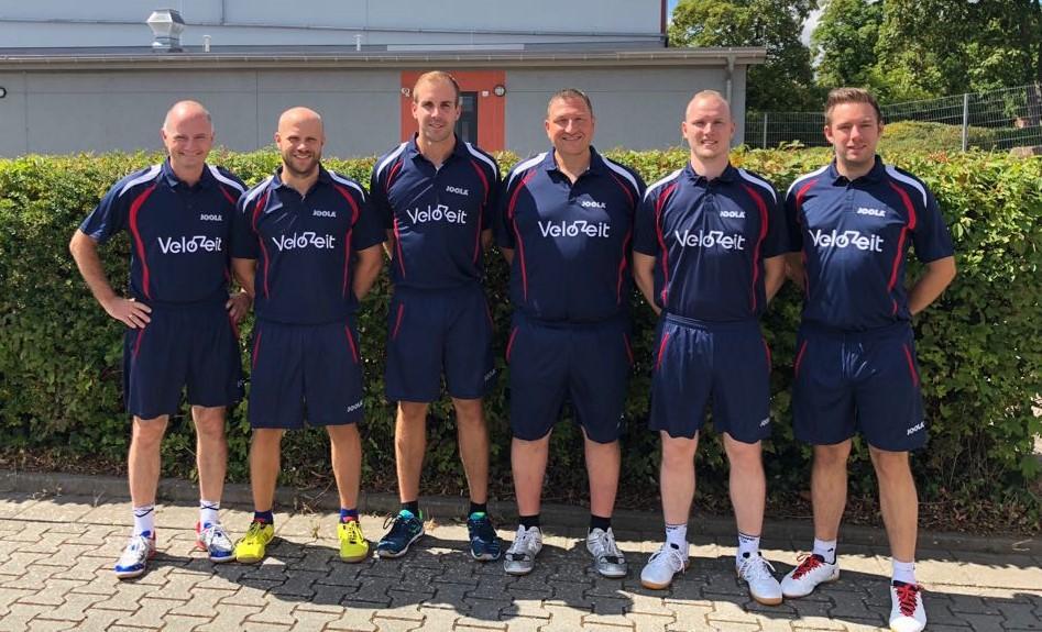 1. Mannschaft Herren TG Langenselbold Tischtennis